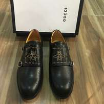 Gucci Studded Insect Ace Shoe