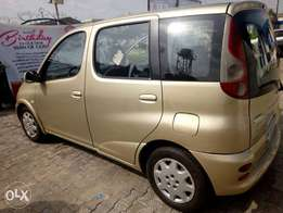Used Toyota Yaris Verso 2001 Model in Perfect Condition.