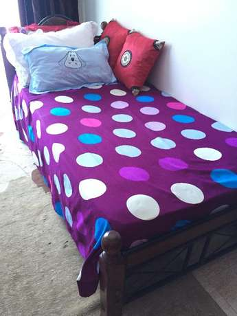 A good bed of 3x6 with a mattress Kileleshwa - image 1