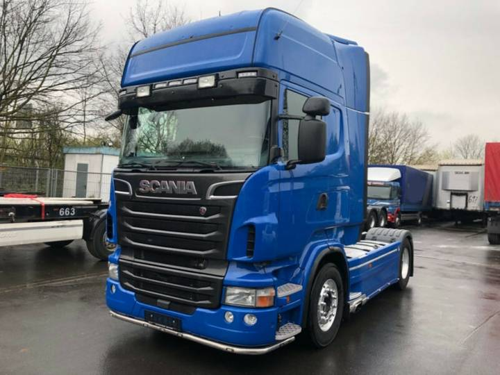 Scania R500 AUT NAV Retarder / Leasing - 2012