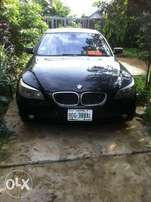 A well maintained 2005 BMW 525i