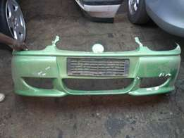 Corsa fiber glass front bumper for sale