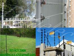 Electric fence installers and repairs by Danielec!!!