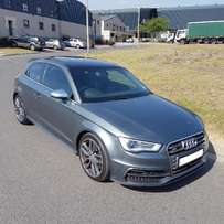 2014 Audi S3 with 22500 km