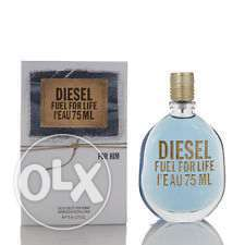 Perfume Diesel FUEL for LIFE L'EEU