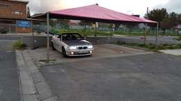 Immaculate BMW 330CI convertable E46