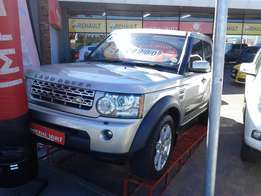Land Rover Discovery 4 3.0 TD SD V6 S