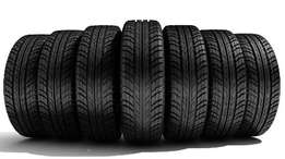Good second hand tyres
