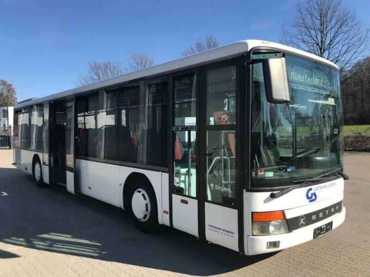 Setra S 315 NF Schaltgetr. - 1996