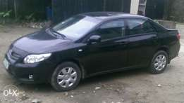 Clean Corolla 2008 Manual