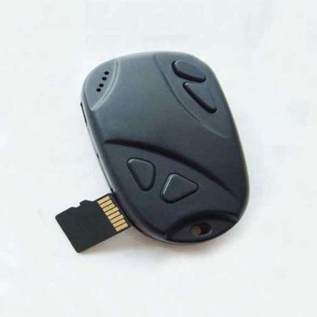 Mini Car Key Spy Video Recorder Hidden Pinhole Camera Camcorder Cam DV Nairobi CBD - image 3