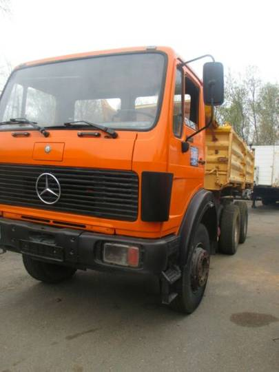 Mercedes-Benz 2628 - 1985