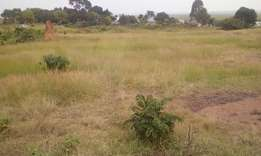 8 acres of land with a land title in Entebbe at 150 million per acre