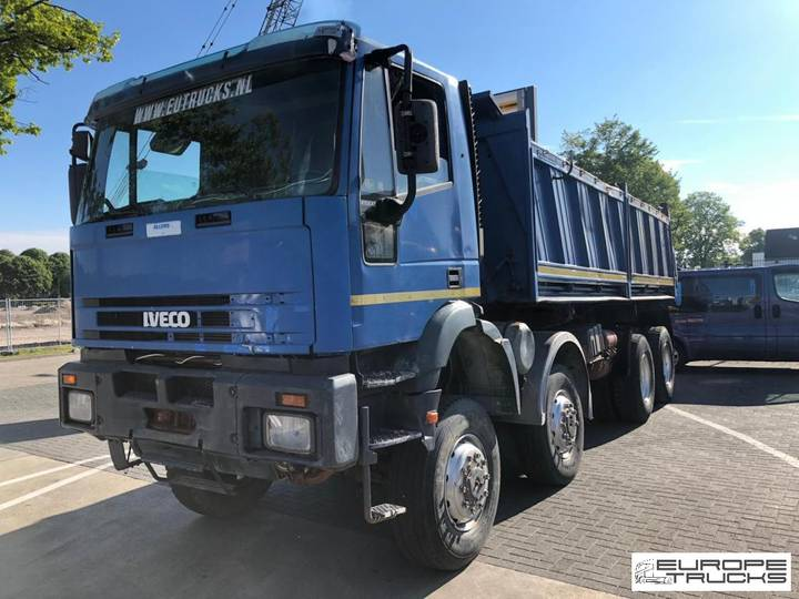 Iveco Eurotrakker MP410E42 Full Steel - Manual - Mech pump - 1997