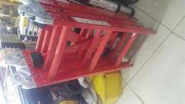 Foldable aluminium ladders for sale