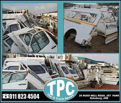 TPC Scrapyard for all your USED Taxi Parts-Front Cuts, Body Panels etc