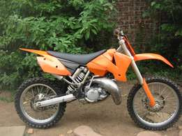 KTM 200cc - Off Road Scrambler - R23,000
