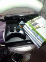 XBOX 360 with complete accessories