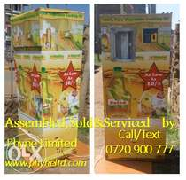 Cooking Oil Atm and Milk Atm for sale.