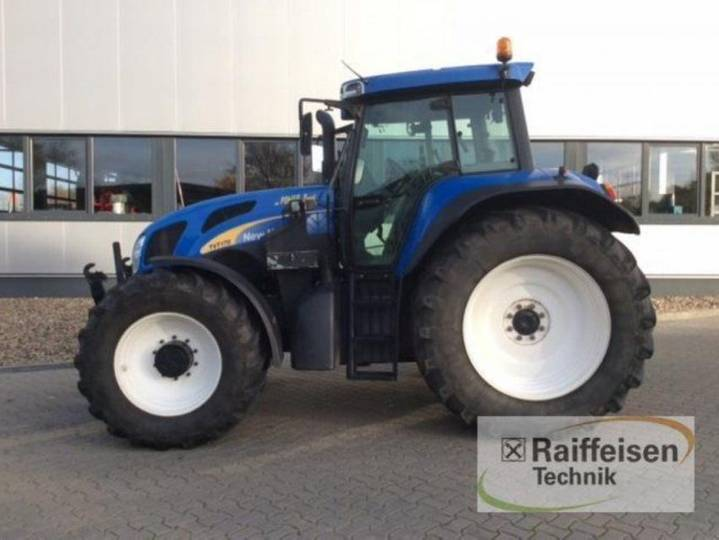 New Holland tvt170 - 2006