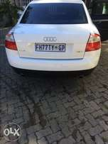 I am selling my Audi A4 for upgrade purpose