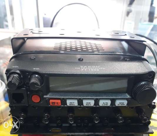 Telecommunication and repeater equipments VHF and UHF