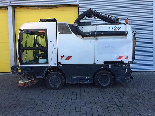 Schmidt Cleango Kehrmaschine - 2009
