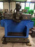 Wanted is a surface grinder or head and Block skimming machine