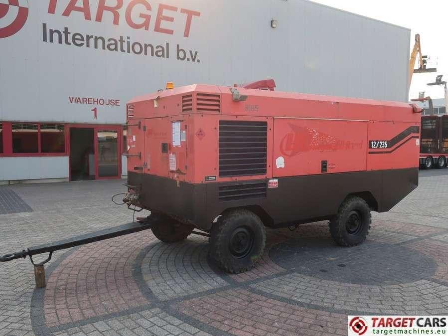 Doosan 12/235 Air 12235 Compressor 12Bar 23500L/M