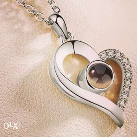 Necklace 100 Language I love You