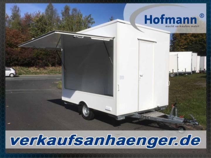 Hofmann aktion!  300x230x230cm verkaufsanhänger