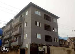 Newly Built 3 Bedroom at Alagomeji