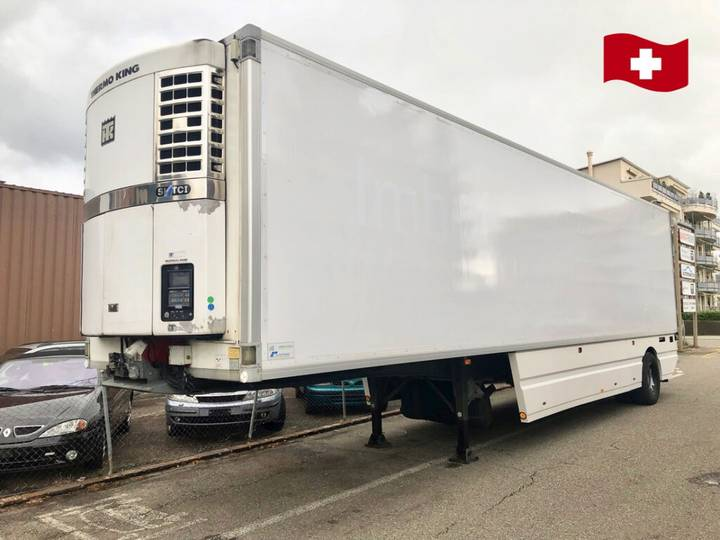 andere refrigerated semi - 2000