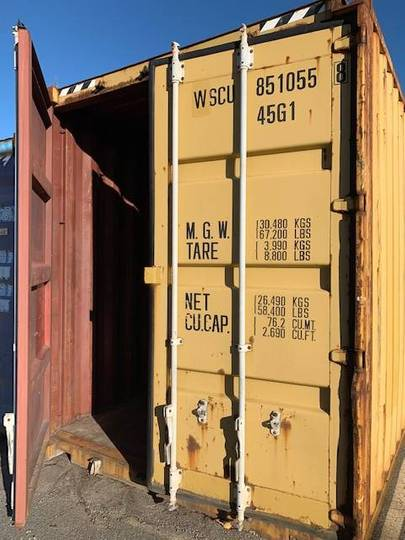 Container 40 Fot - 2005