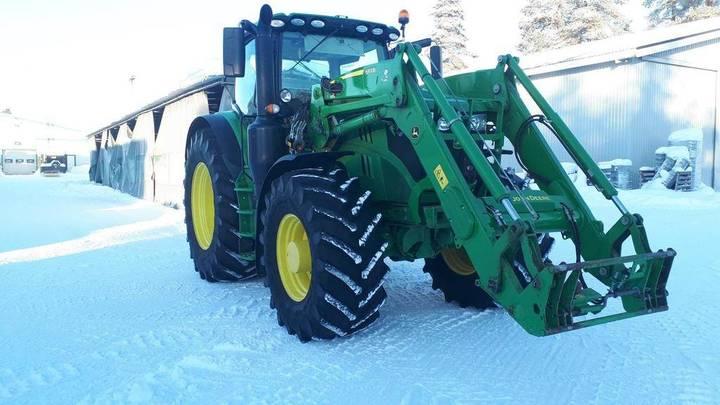 John Deere 6215r Traktori - 2016 - image 3