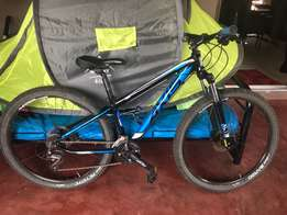 Siverback Splash 2 and Axis MTB's for sale