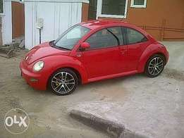 vw beetle 2lt 2002 model