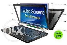 Brand new laptop screen available