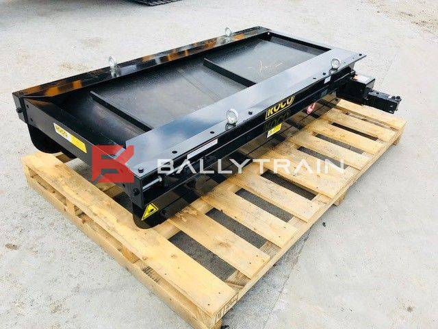 Roco Cp 20/80 Overband Steel Magnet, Hydraulic - 2019 - image 5