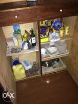 Kitchen Cabinet with drawers and shelves