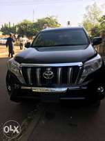A Few weeks Used 2014 Toyota Land Criuser Prado for Sale