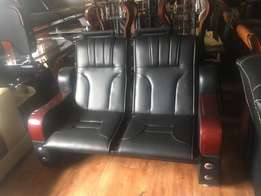Full set of foreign leather chair