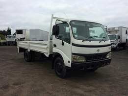 2007 TOYOTA DYNA 7-105 Dropsider for sale