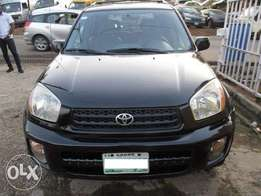 Very Clean Toyota Rav4 003, Registerd