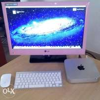 Apple Mac Mini A1347 - 17 Inches corei5, 500GB HDD, 4G ram