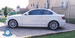 BMW 120d Coupe Sport A/T