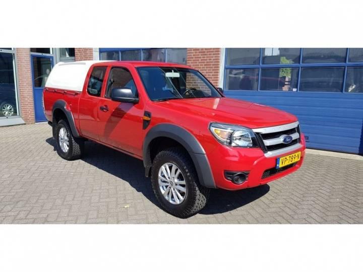 Ford RANGER 4x4 trekgewicht 3000kg - 2011