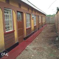 One Bedroomed House Self Contained-Bungoma Town