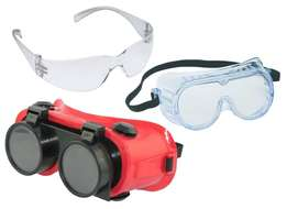 Safety Spectacles and Goggles