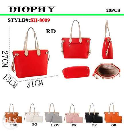Contact for Wholesale ladies bags